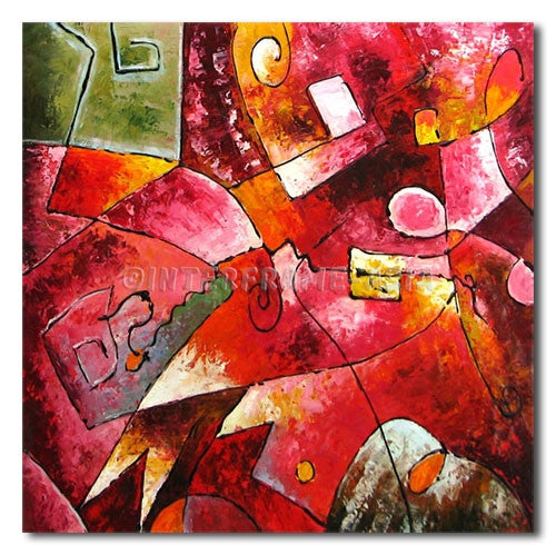BI-481907 - Painting On Canvas at INTERFRAME-ASIA