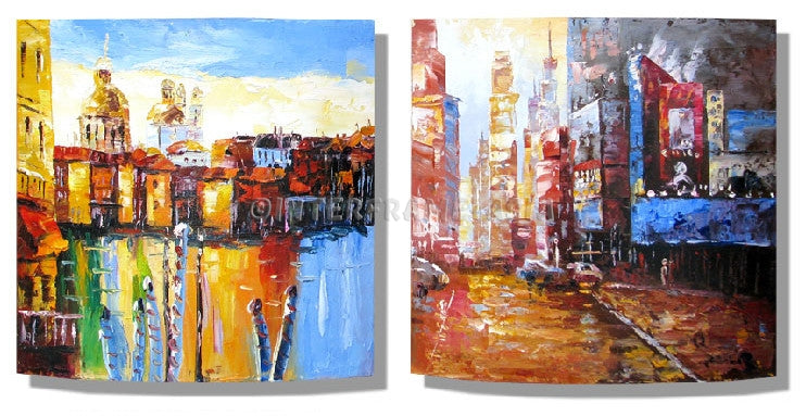 E-RD-8142D--RD8145D-12X12 - Painting On Canvas at INTERFRAME-ASIA