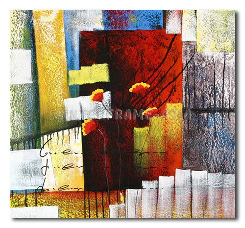 Seasons - Painting On Canvas at INTERFRAME-ASIA