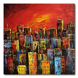 Industrial - Painting On Canvas at INTERFRAME-ASIA