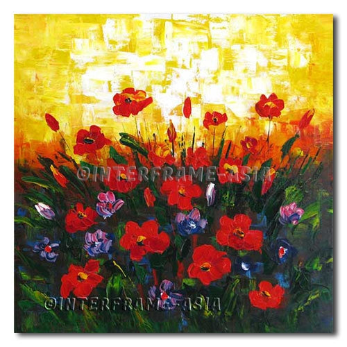 Sunshines in Sunshine - Painting On Canvas at INTERFRAME-ASIA