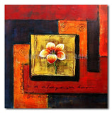 Seniorita - Painting On Canvas at INTERFRAME-ASIA