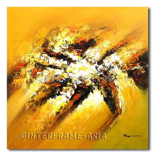 Shades and Bliss - Painting On Canvas at INTERFRAME-ASIA