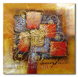 Amulet - Painting On Canvas at INTERFRAME-ASIA