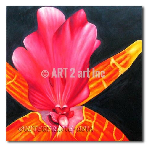"""Red Orchid"""