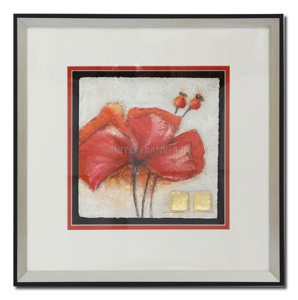 Poppies in Frame II