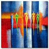 H-106207 - Painting On Canvas at INTERFRAME-ASIA