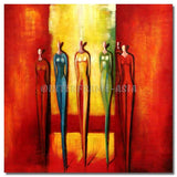 H-107407 - Painting On Canvas at INTERFRAME-ASIA