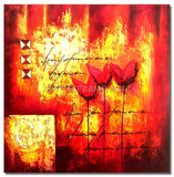 H-211307 - Painting On Canvas at INTERFRAME-ASIA