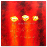 H-81407 - Painting On Canvas at INTERFRAME-ASIA