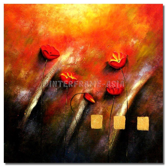 H-894 - Painting On Canvas at INTERFRAME-ASIA