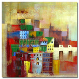 L-1145 - Painting On Canvas at INTERFRAME-ASIA