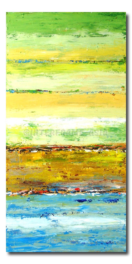 RD-0261- - Painting On Canvas at INTERFRAME-ASIA