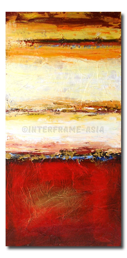 RD-0265- - Painting On Canvas at INTERFRAME-ASIA