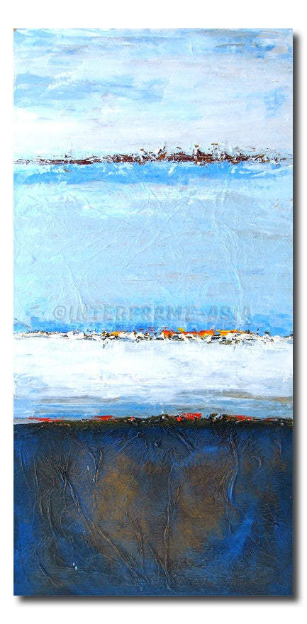 RD-0267- - Painting On Canvas at INTERFRAME-ASIA