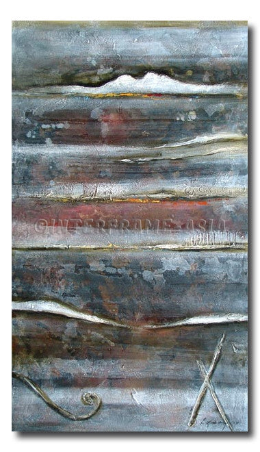 RD-0289- - Painting On Canvas at INTERFRAME-ASIA