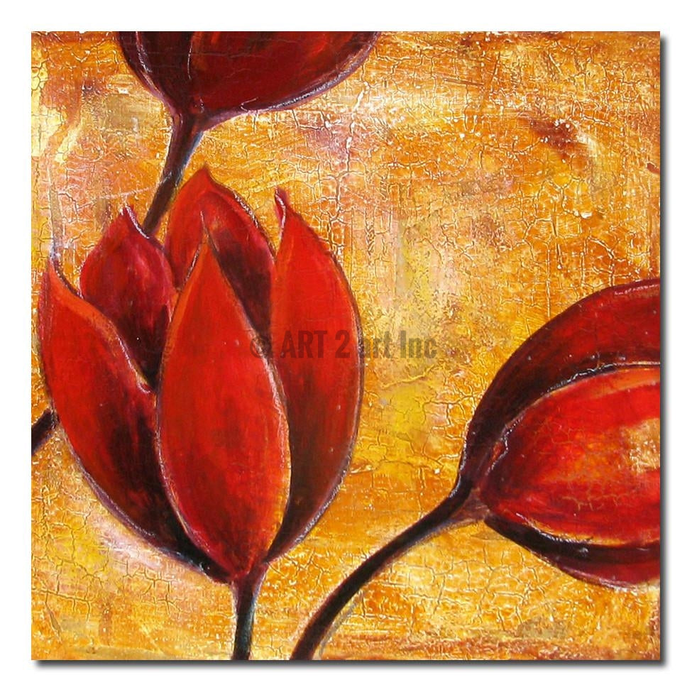RD-0296T - Painting On Canvas at INTERFRAME-ASIA