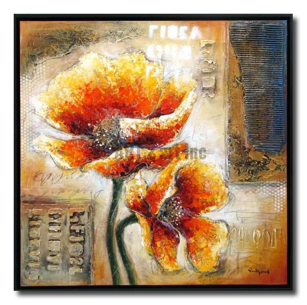 RD-3231 - Painting On Canvas at INTERFRAME-ASIA