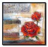 RD-3232 - Painting On Canvas at INTERFRAME-ASIA