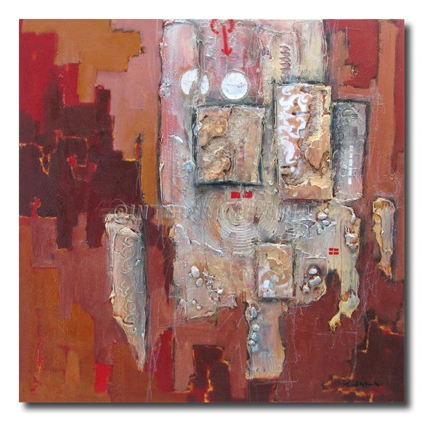 RD-3252 - Painting On Canvas at INTERFRAME-ASIA