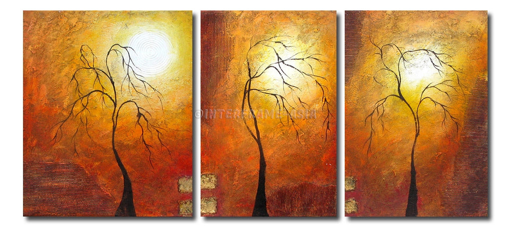 RD-4026-130X60 - Painting On Canvas at INTERFRAME-ASIA