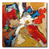 RD-403708 - Painting On Canvas at INTERFRAME-ASIA