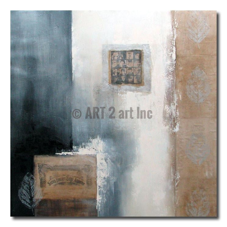 RD-407508T - Painting On Canvas at INTERFRAME-ASIA