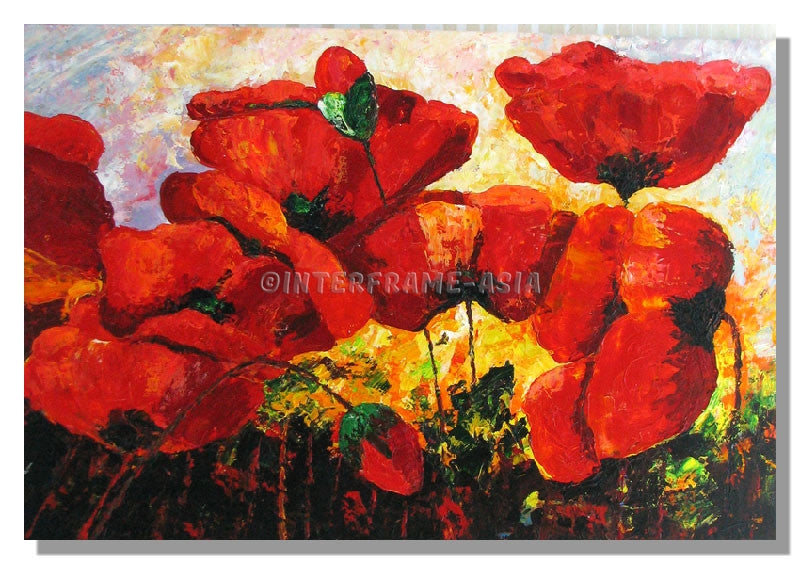 RD-409408 - Painting On Canvas at INTERFRAME-ASIA