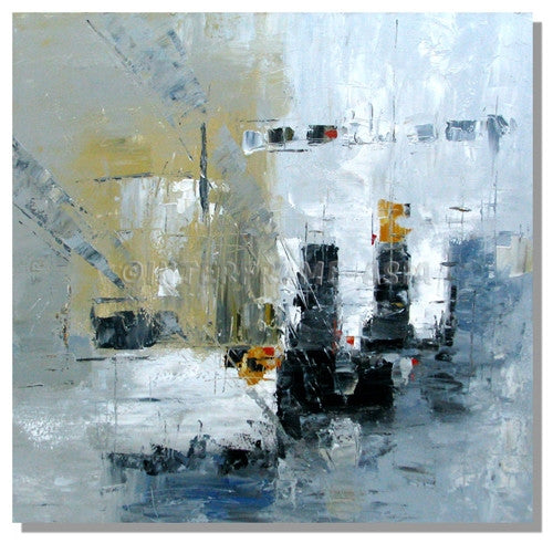 RD-412608T - Painting On Canvas at INTERFRAME-ASIA