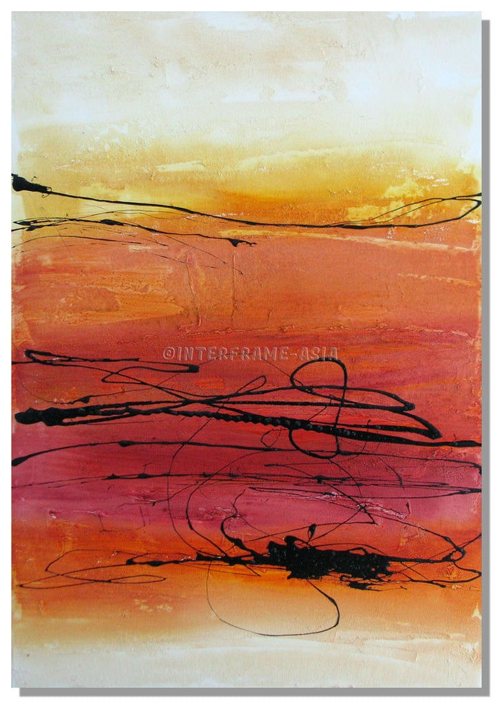 RD-413008T - Painting On Canvas at INTERFRAME-ASIA
