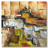 RD-415808- - Painting On Canvas at INTERFRAME-ASIA