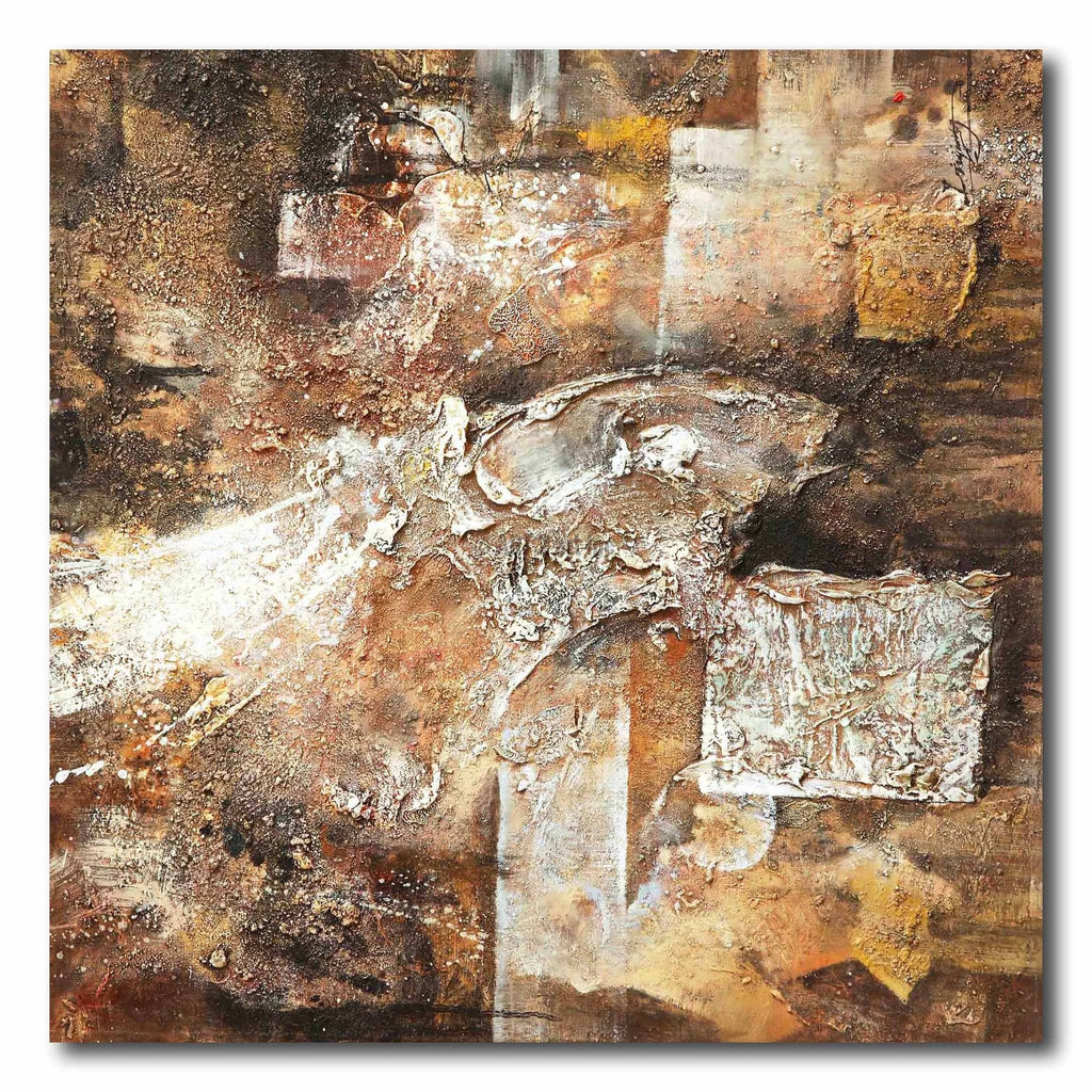RD-4190__90X90 - Painting On Canvas at INTERFRAME-ASIA