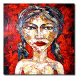 RD-4236T 1 - Painting On Canvas at INTERFRAME-ASIA