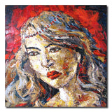 RD-4237T 1 - Painting On Canvas at INTERFRAME-ASIA