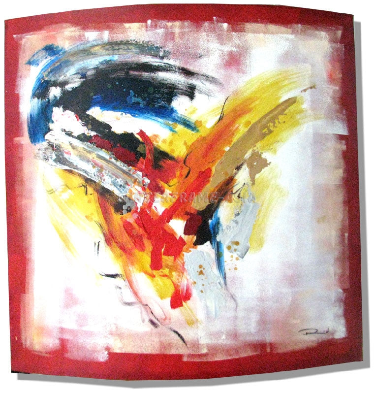 RD-4262W - Painting On Canvas at INTERFRAME-ASIA