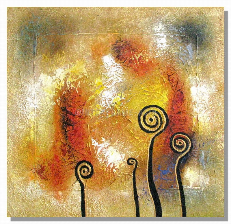 RD-4276- - Painting On Canvas at INTERFRAME-ASIA