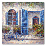 RD-4308- - Painting On Canvas at INTERFRAME-ASIA