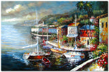 RD-4326T- - Painting On Canvas at INTERFRAME-ASIA