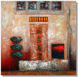 RD-4367T - Painting On Canvas at INTERFRAME-ASIA
