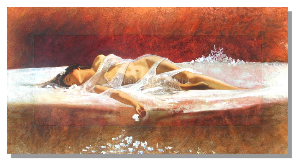 RD-4971-50X100 - Painting On Canvas at INTERFRAME-ASIA