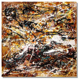 RD-5020T-120X120X2.5inch - Painting On Canvas at INTERFRAME-ASIA