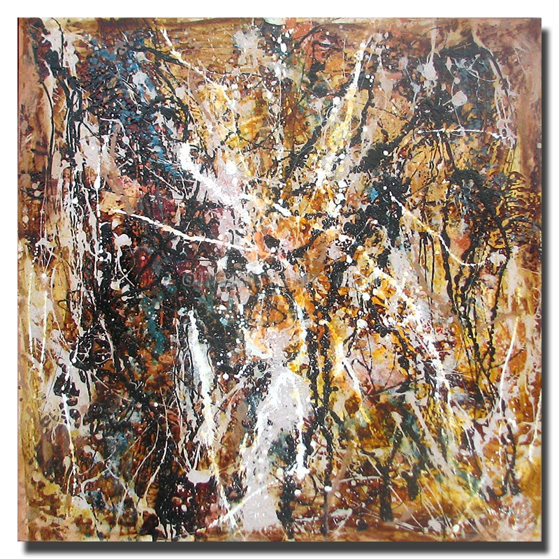 RD-5052- - Painting On Canvas at INTERFRAME-ASIA