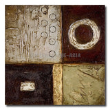RD-5116 - Painting On Canvas at INTERFRAME-ASIA