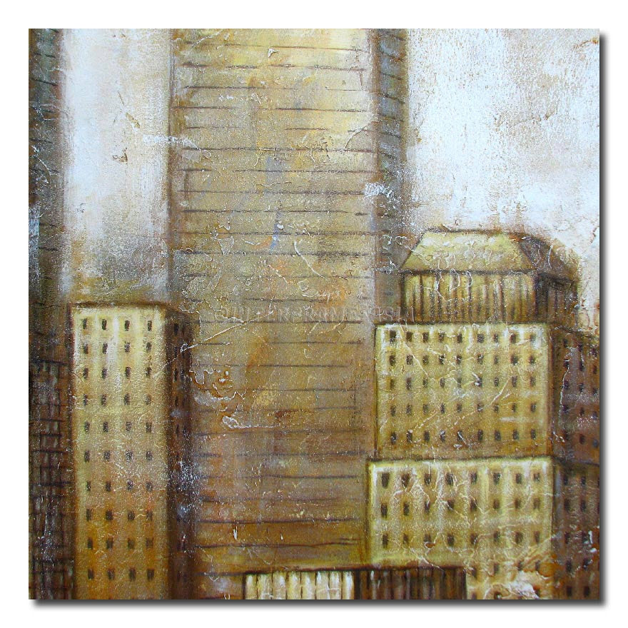 RD-5306W - Painting On Canvas at INTERFRAME-ASIA