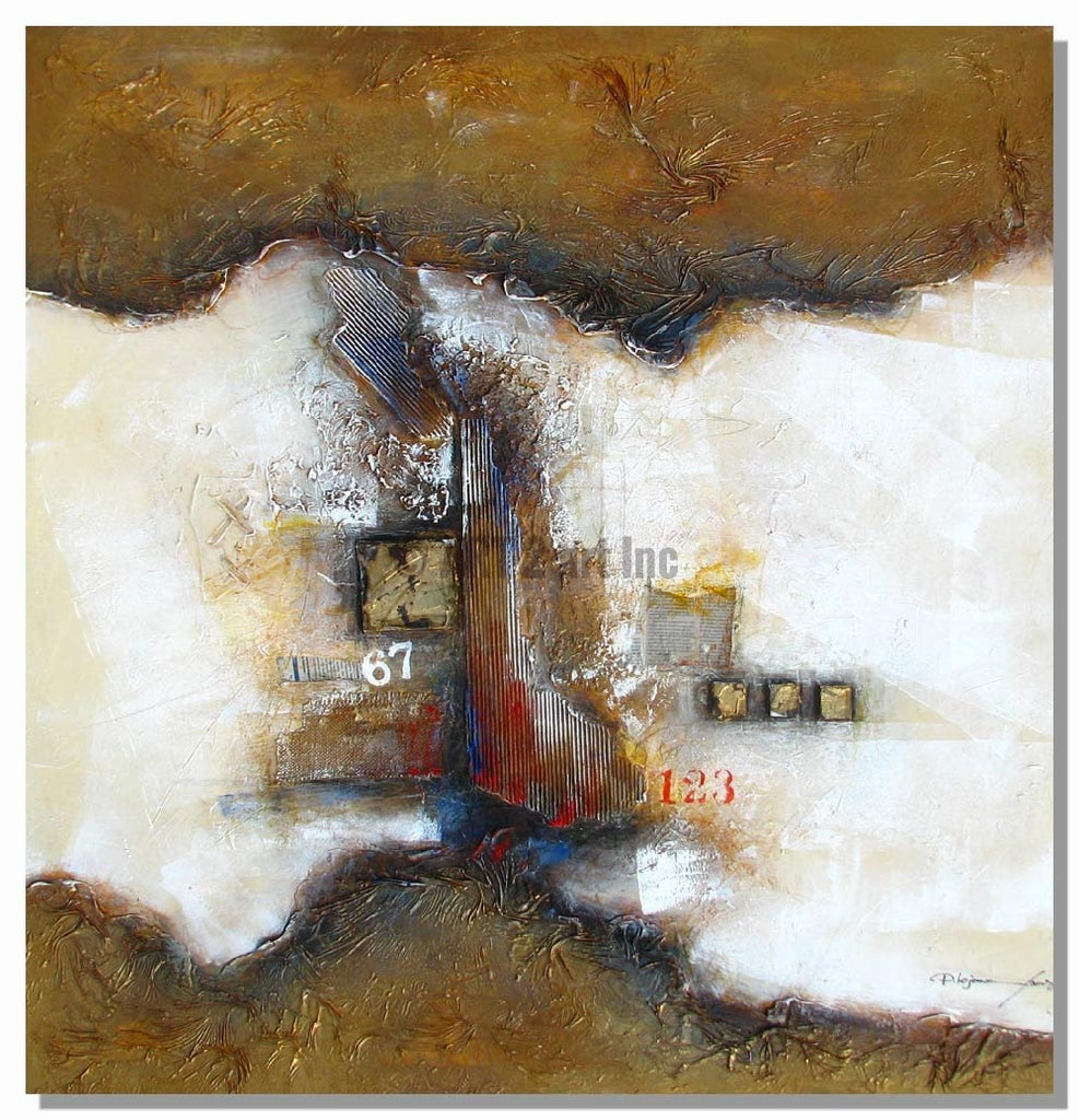 RD-5704T - Painting On Canvas at INTERFRAME-ASIA