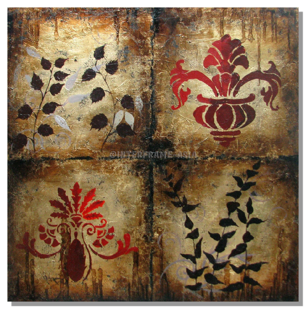 RD-7016T - Painting On Canvas at INTERFRAME-ASIA