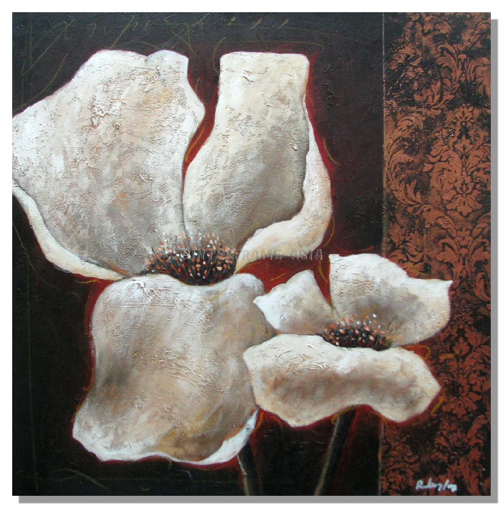 RD-7027T - Painting On Canvas at INTERFRAME-ASIA