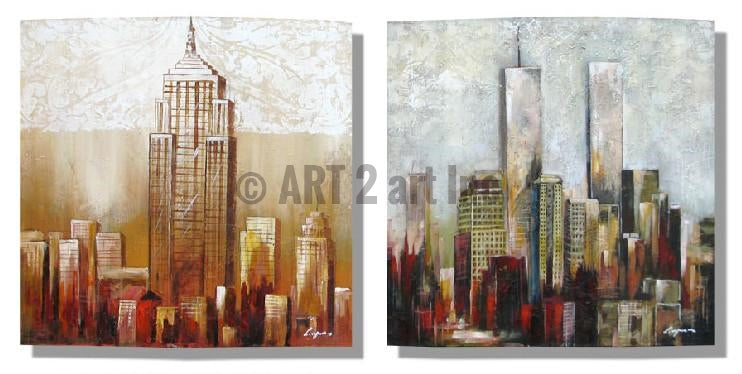 RD-8120D--RD-8119D-20X20 - Painting On Canvas at INTERFRAME-ASIA