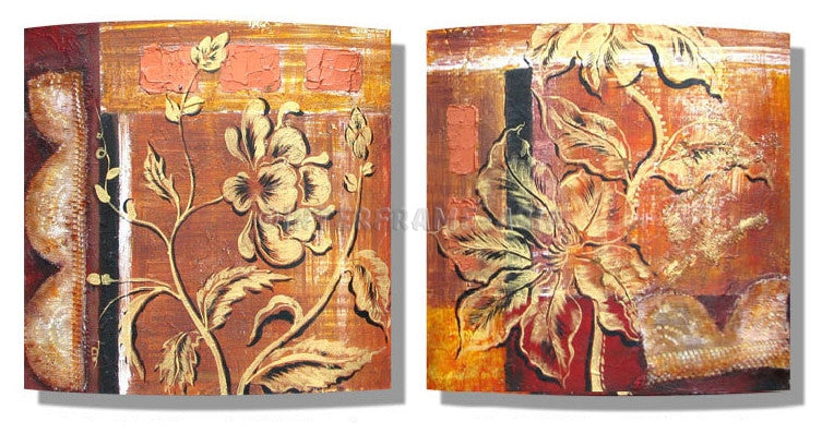 RD-8162D--RD-8163D-12X12 - Painting On Canvas at INTERFRAME-ASIA