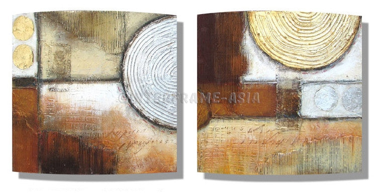 RD-8221D--RD-8220D-16X16 - Painting On Canvas at INTERFRAME-ASIA